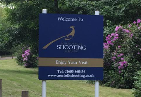 Norfolk Clay Shooting Norfolk